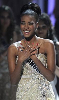 MEET LEILA LOPES (MISS ANGOLA) WINNER MISS UNIVERSE 2011