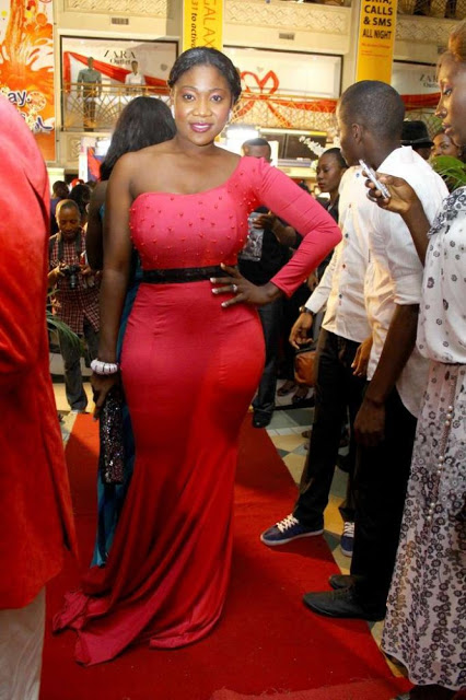 MERCY JOHNSON STILL THE QUEEN OF THE WEB