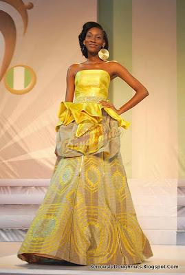 PROFILE,PHOTOS:OLUWADAMILOLA AGBAJOR, MISS NIGERIA 2010
