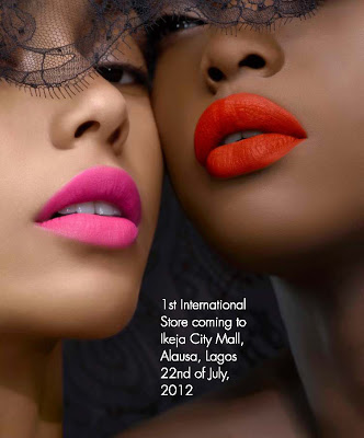 Black Up First International Store To Open At Ikeja City Mall- 22 July 2012