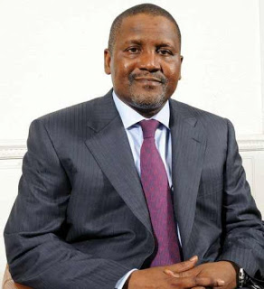 Dangote is Africa Richest Man of all Times-Forbes