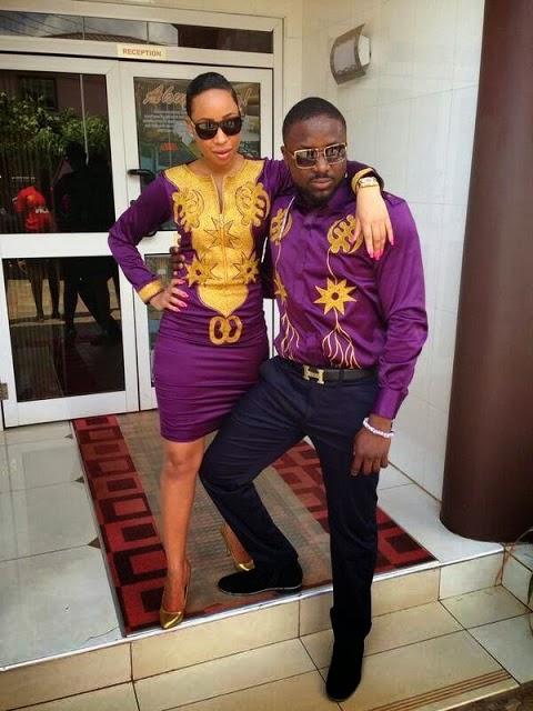 BIG BROTHER STARS POKELLO AND ELIKEM BECOME AMBASSADORS FOR AFRICA FASHION WEEK NIGERIA