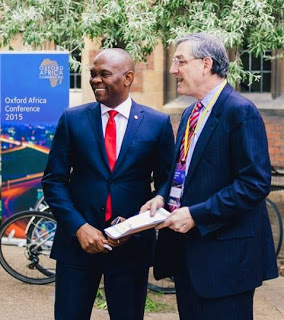 Tony Elumelu rallies support for African private sector in Oxford,Paris and New York