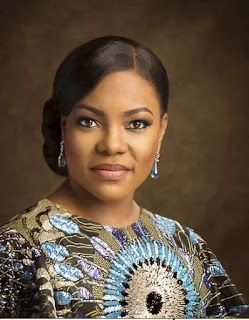 Meet the First Lady of Rivers State,Justice Eberechi Nyesom Wike