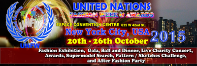 UN FASHION WEEK HOLDS IN NEW YORK,OCTOBER 2015