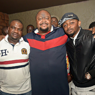 AFRIMA Night of Enjoyment at Industry Nite with Phno,Dede Mabiaku,2face Idibia,Sean Tizzle,Lil Kesh and others