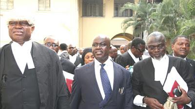 Rickey Tarfa bribed Justice Yunusa with N225,000-EFCC