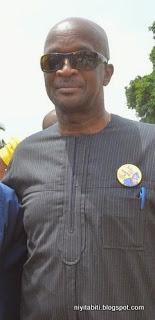 Senator Tokunbo Ogunbanjo:Polo Player, Executive business profile