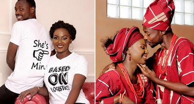 Based on logistics!  See these beautiful pre-wedding photos