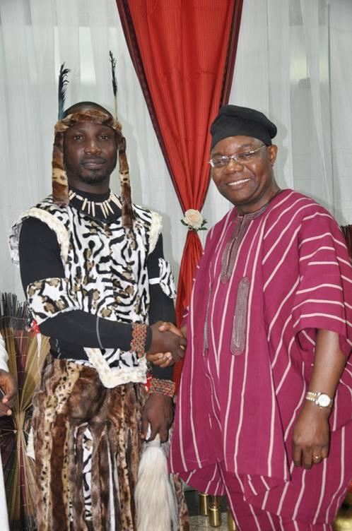 UBA Celebrates Africa Culture day