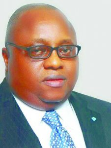 Hafiz Bakare,Acting MD, Keystone Bank