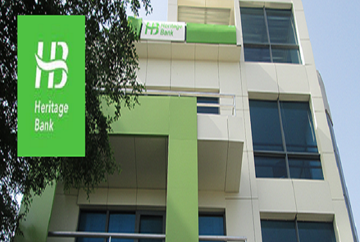 Heritage Bank Staff Not Involved in N150 Million Fraud