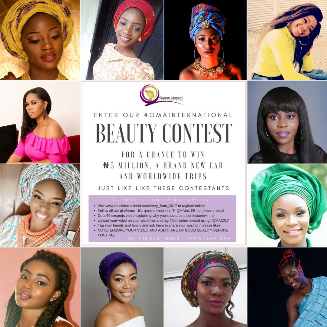 THE NEW QMA 2017 WOULD BE THE BIGGEST PRIZE WINNER YET IN NIGERIA