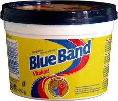 butter blue band