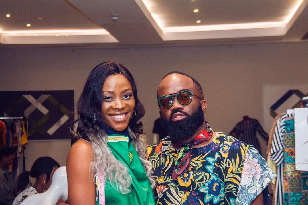 Style Influencers,Fashion Bloggers others storm Jochlieu Apparel sales event