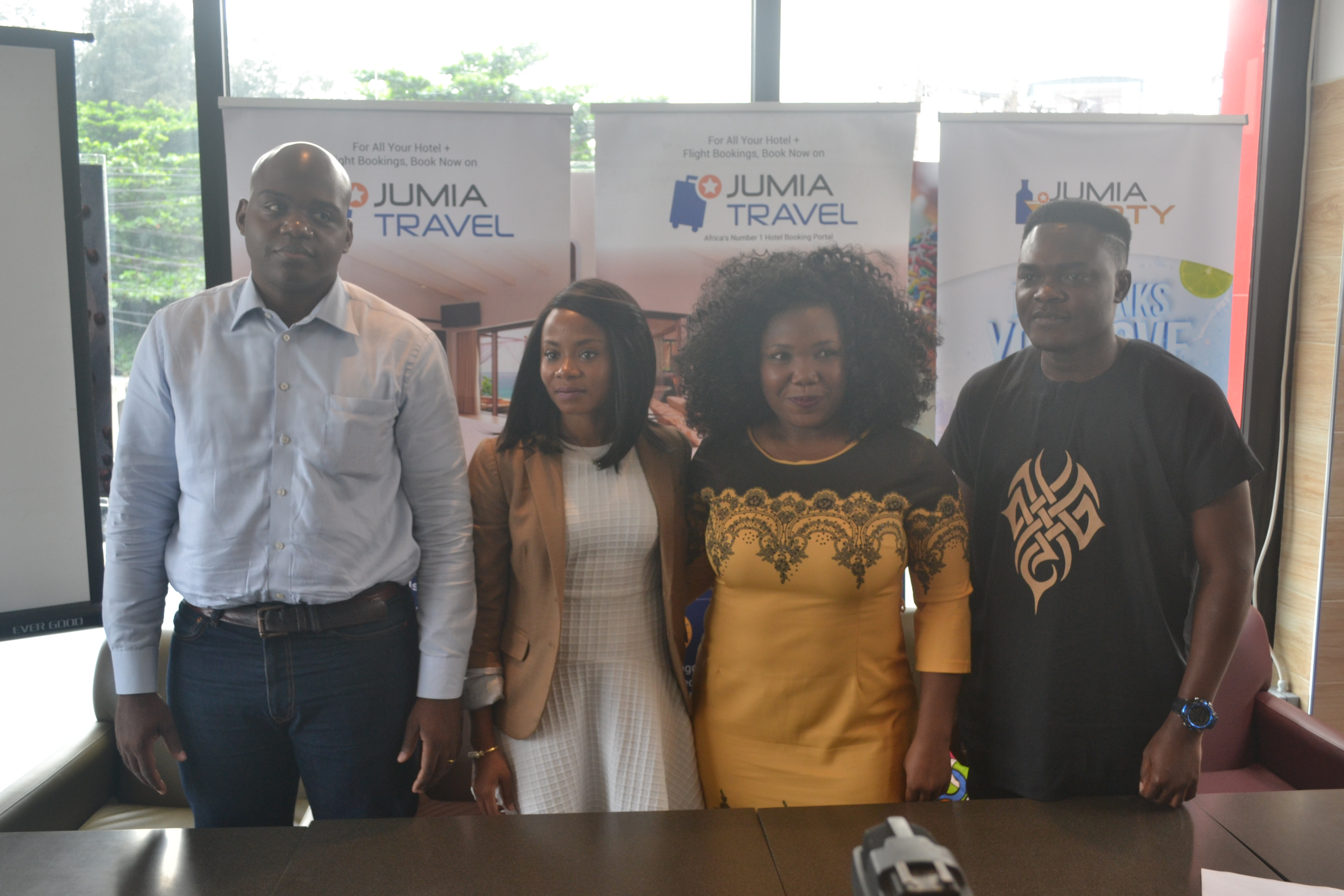 Jumia Launches Late-night Food Delivery Service