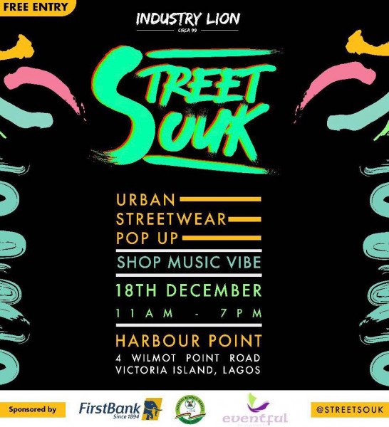 FirstBank,Eventful launch Maiden Edition of StreetSouk!Street Fashion,Networking, Creativity at Harbour Point