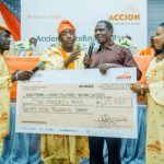 Accion microfinance bank donation