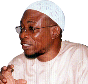 OSUN STATE GOVERNOR AREGBESOLA TURNS COMMISSIONER
