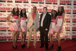SMIRNOFF MIDNIGHT CIRCUS COMES TO TOWN