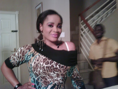 ACTRESS UCHE OGBODO IN TROUBLE OVER MOVIE ROLE