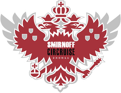 THE EXCLUSIVE SMIRNOFF CIRCRUISE PARTY IS HERE
