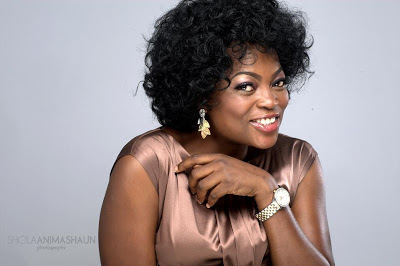 FUNKE AKINDELE TALKS ABOUT THE MAN IN HER LIFE +HER LOVE FOR SHOES