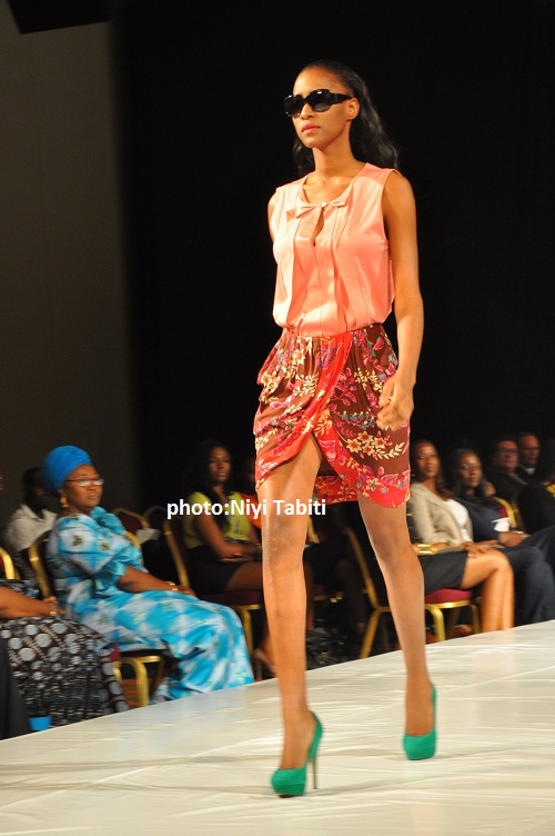 LATEST NEWS:PHOTOS FROM MTN LAGOS FASHION AND DESIGN WEEK