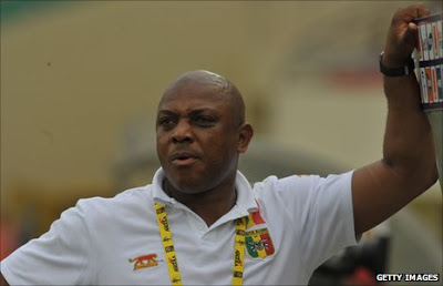 LATEST NEWS:STEPHEN KESHI IS SUPER EAGLES NEW COACH