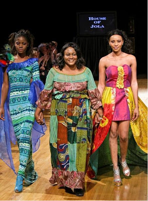 BUSINESS CONSORTIUM GRABS DEAL TO TAKE NIGERIAN DESIGNERS AND MODELS TO LONDON FASHION WEEK