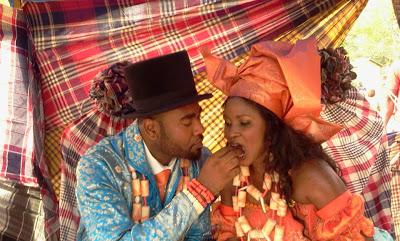 WEDDING:HOW GULDER BROUGHT MUMA GEE AND PRINCE EKE TOGETHER