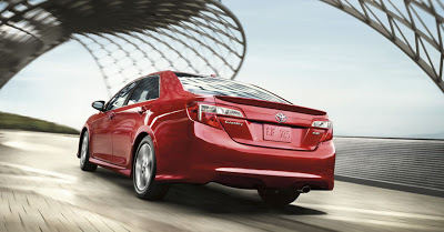 BEHOLD THE ALL NEW 2012 TOYOTA CAMRY-PHOTOS AND REVIEW