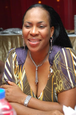 FATHIA BALOGUN ROMANCES AYO ADESANYA'S EX-HUSBAND,GORIOLA HASSAN-CITY PEOPLE