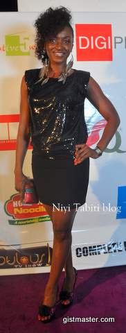 LATEST PHOTOS:KATE HENSHAW AT PHONE SWAP MOVIE PREMIERE