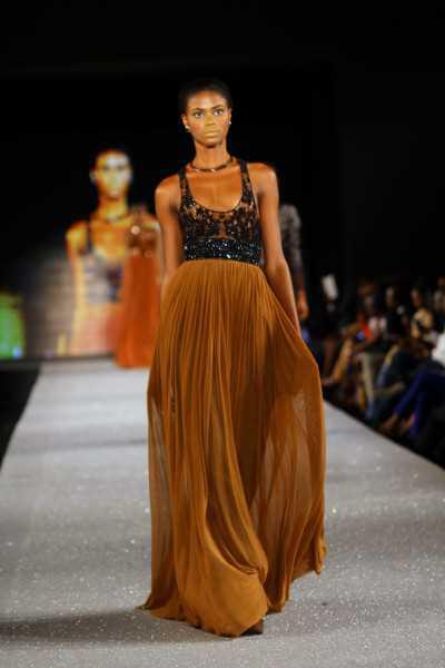 IMADE OGBEWI: NIGERIA'S BUSIEST RUNWAY MODEL