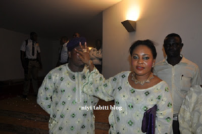 CAUGHT IN THE ACT:ACTRESS SOLA KOSOKO AND HUSBAND