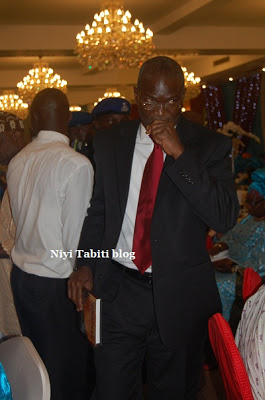CELEBRITY PHOTO:WHAT IS ON FASHOLA'S MIND?