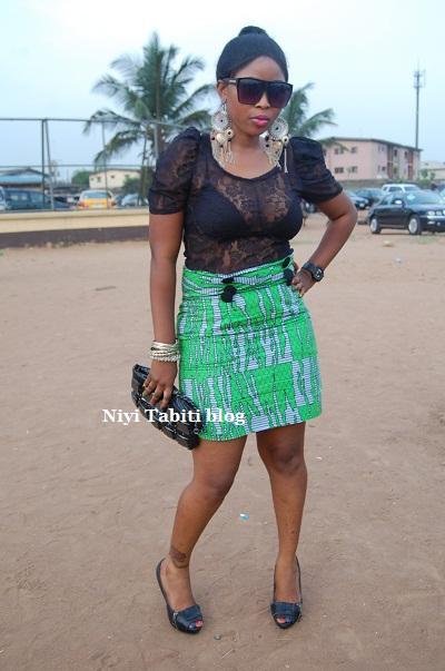 DRAMATIC FASHION AND STYLE PHOTOS FROM YORUBA ACTRESS LIZ ANJORIN PARTY IN LAGOS