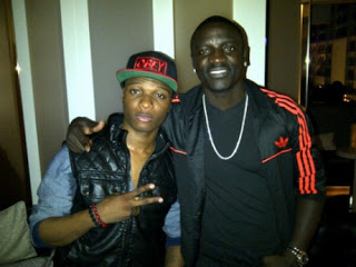 LATEST NEWS:AKON SIGNS WIZKID, IN MAJOR PARTNERSHIP WITH EME RECORDS