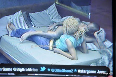 BEDROOM SCENE:GOLDIE AND PREZZO FINALLY GETTING AT IT?