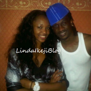Paul Okoye's girlfriend is PREGNANT