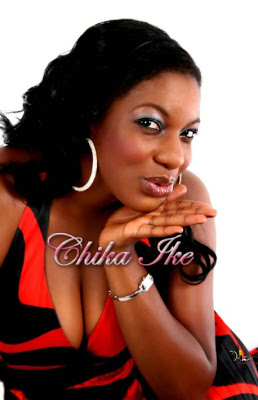 Actress Chika Ike confirms marriage breakup,says no divorce yet
