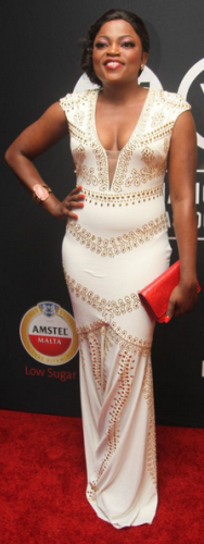 Funke Akindele Vs Jenifa at Africa Magic Viewers Choice award