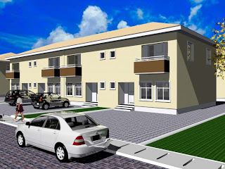 Lekki County Homes for sale!3 bedrooms,2bedrooms and 4 bedroom town house