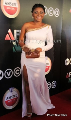 Monalisa Chinda,Mercy Aigbe,Jocelyn Dumas,Emma Nyra,Others on AMVCA Red Carpet