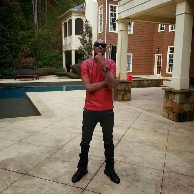 2face Idibia completes N400 Million Lekki Luxury Home
