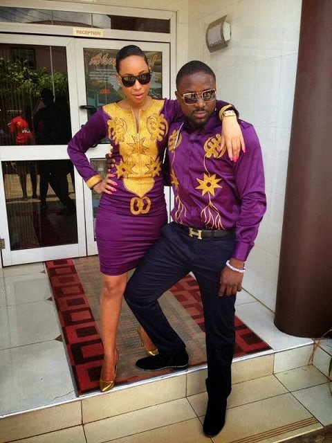 BIG BROTHER STARS POKELLO AND ELIKEM BECOME AMBASSADORS FOR AFRICA FASHION WEEK NIGERIA
