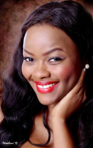 Gistmaster People,Places & Time: Kehinde Bankole,actress,beauty queen