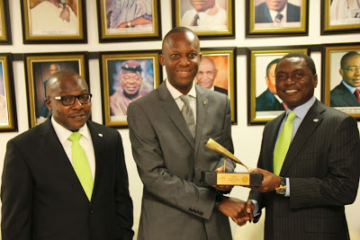 PHOTOS:UNITY BANK FACTS BEHIND FIGURES PRESENTATION AT THE NSE