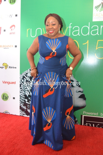 PHOTOS: FADAN HOST OKOYA,ITA GIWA,FASHOLA OTHERS IN LAGOS